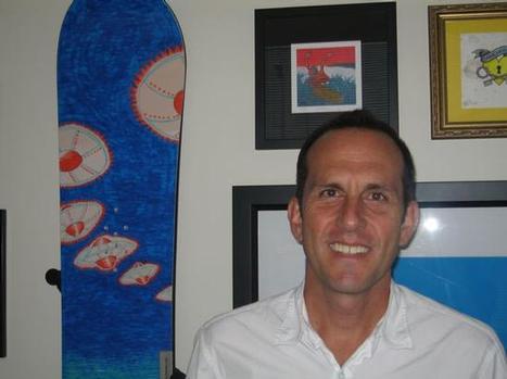 FUEL TV General Manager CJ Olivares