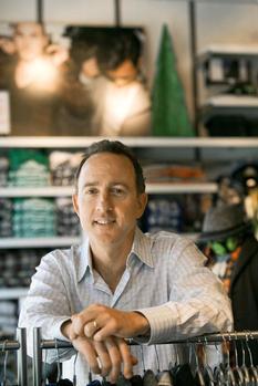 Pacific Sunwear CEO Gary Schoenfeld