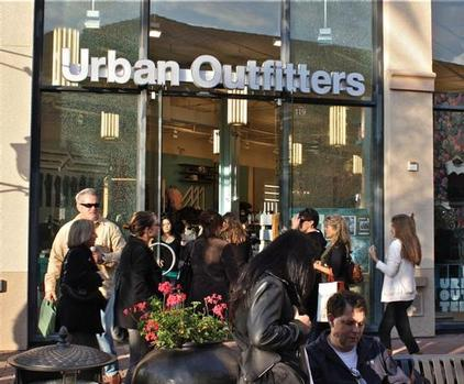 Urban Outfitters chairman