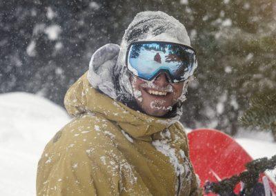 Men's Nomad goggles. Photo courtesy of Zeal Optics.