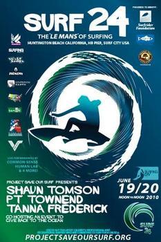 PT and Shaun Tomson bring Surf