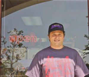 Liberty Board Shop Owner Matt Pindroh