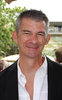 Vans President Kevin Bailey at the Waterman's Ball this month.