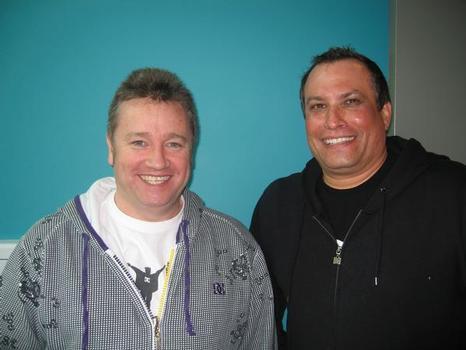 Former DC executives Nick Adcock and Mark Miller