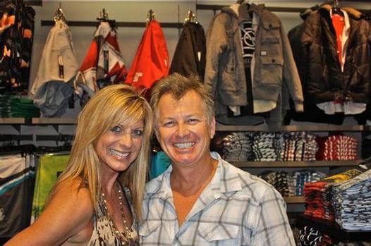 Susan and Sammy Duvall