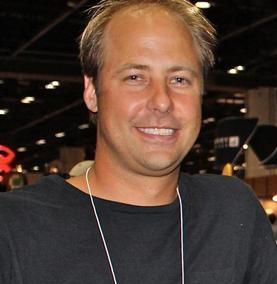 Rusty North America President Charlie Setzler. Shop-eat-surf file photo.