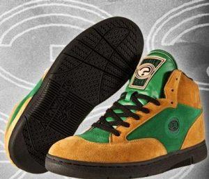 Airwalk Enigma shoes. Courtesy of Airwalk.