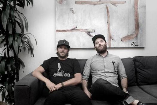 Roark Founders Ryan Sirianni and Ryan Hitzel.