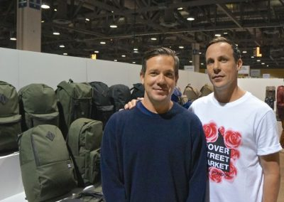 Herschel co-owners Jamie Cormack and Lyndon Cormack - SES file photo