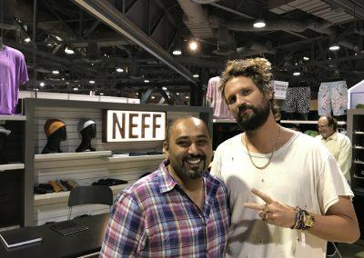 Mad Engine CEO Danish Gajiani and Shaun Neff - Mad Engine now owns Neff