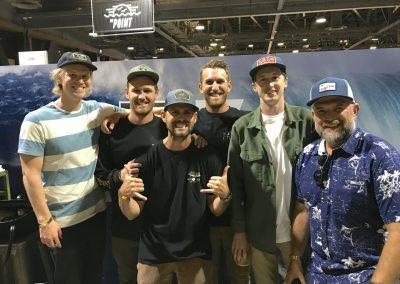 The Salty Crew