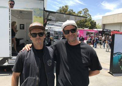 Scotty Stopnik of Cycle Zombies and Electric Owner Eric Crane