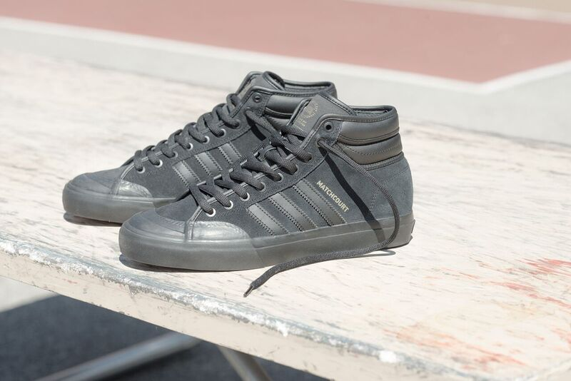 adidas Skateboarding Releases the