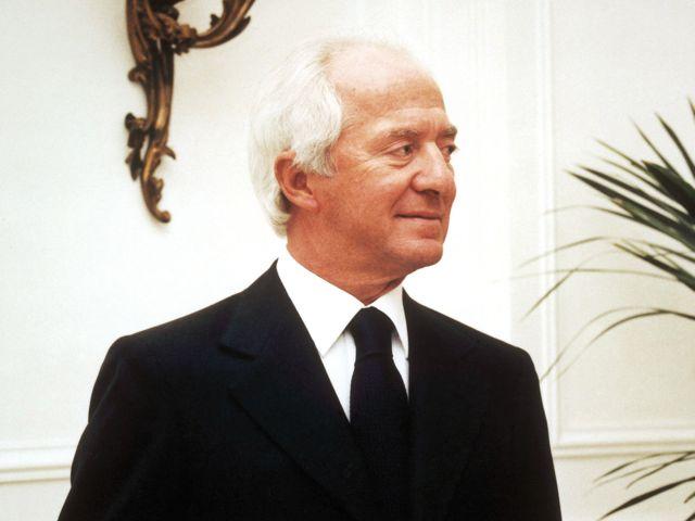 Luxottica Chairman Leonardo Del Vecchio - Photo courtesy of Luxottica