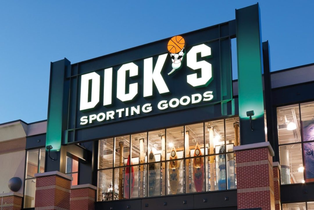 Does dicks sporting goods match price