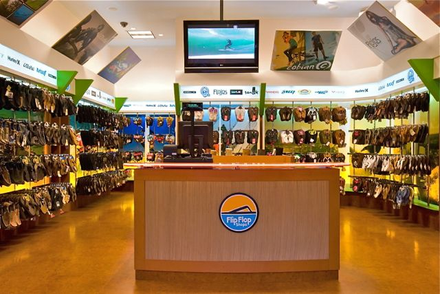 Flip Flop Shops - Franquicia de calzado