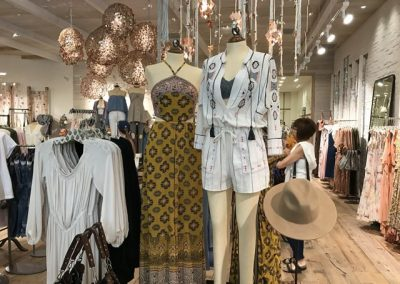 Another part of the Free People store
