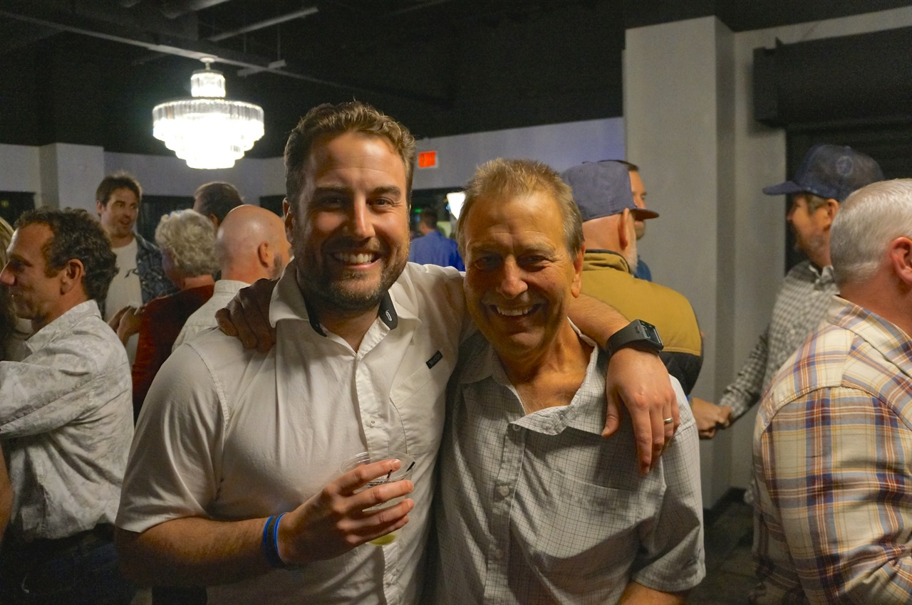 Blake and Mark Richards of Val Surf - SES file photo