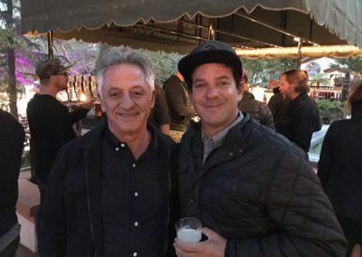 Joel Cooper and Diego De La Puente of Lost - Photo by SES