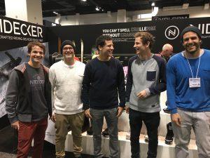 The Nidecker Group leadership team: Cedric Nidecker