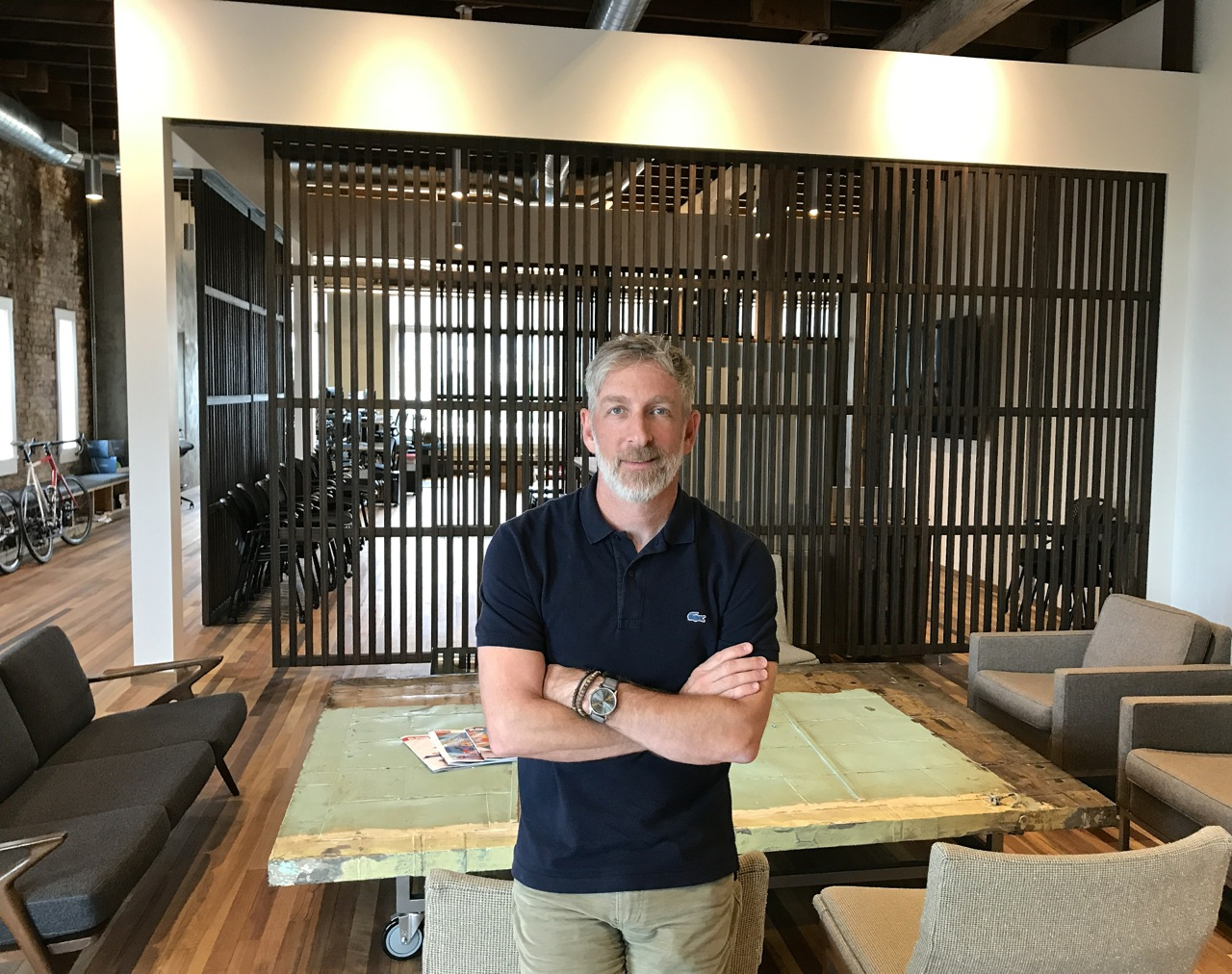 Smith Global Brand Director Eric Carlson