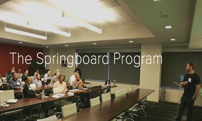 SDSI Springboard: Applications Open Through February 13th