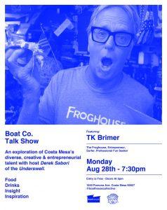 Boat Co. Talk Show Ft. TK Brimer