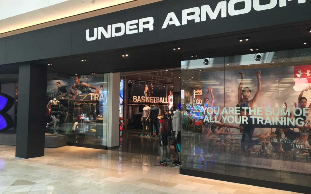 Under Armour Pays Price for Years of Discounting