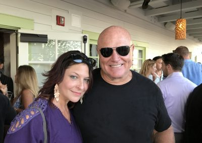 Tyler's Head Buyer Cara Williams and Owner Dale Grimes