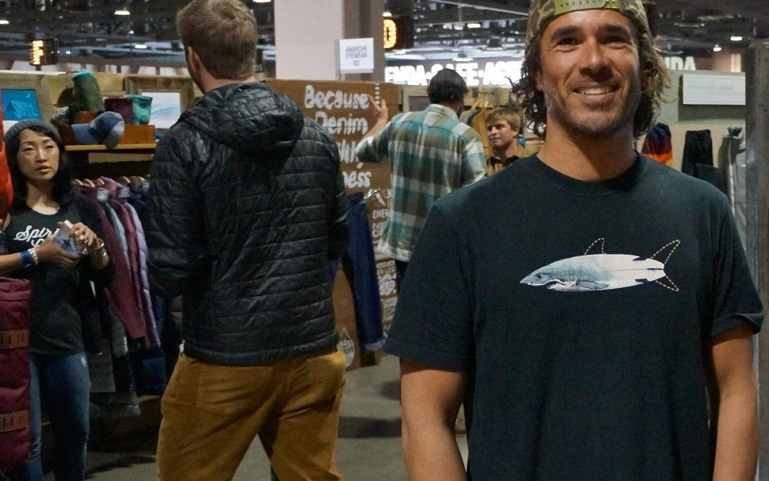 Core Careers: Jason McCaffrey, Director of Patagonia Surf