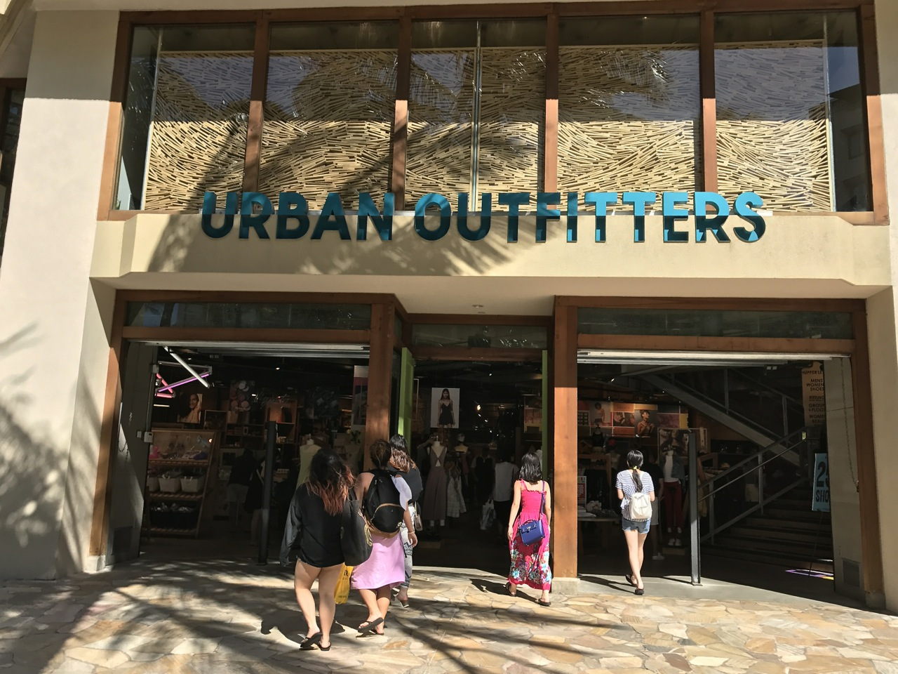 Urban Outfitters in Waikiki - SES file photo