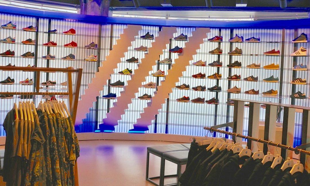 Adidas at Citadium in Paris - SES file photo