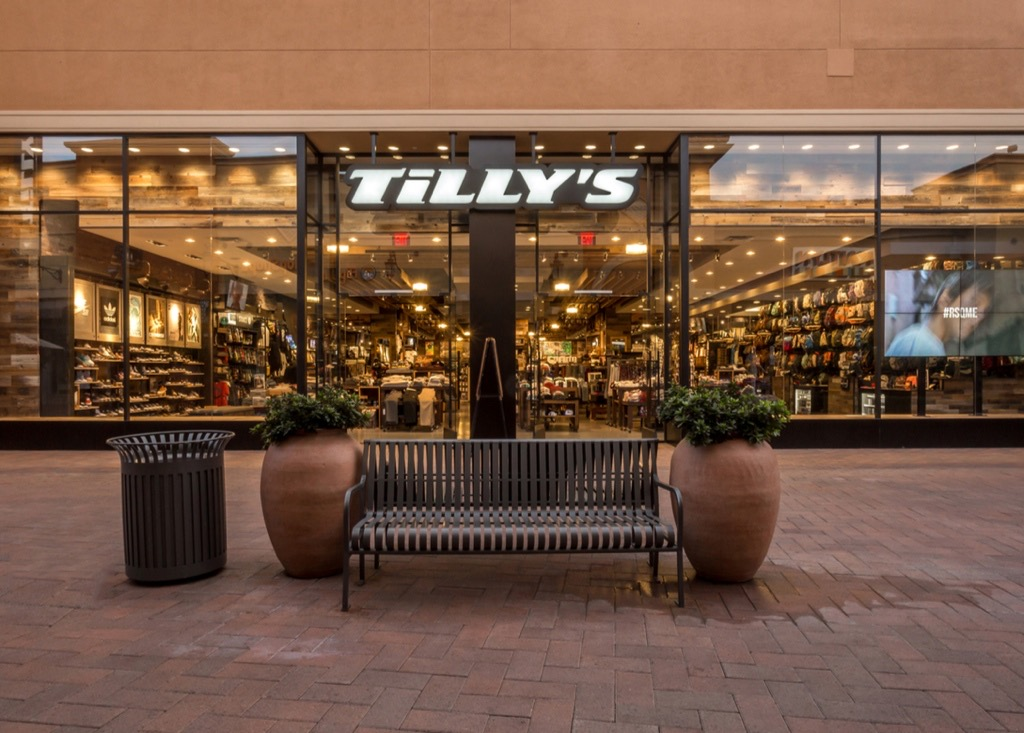 File photo courtesy of Tilly's