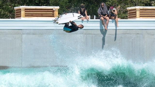 Waco Wave Pool Named Training Site for U.S. Olympic Team