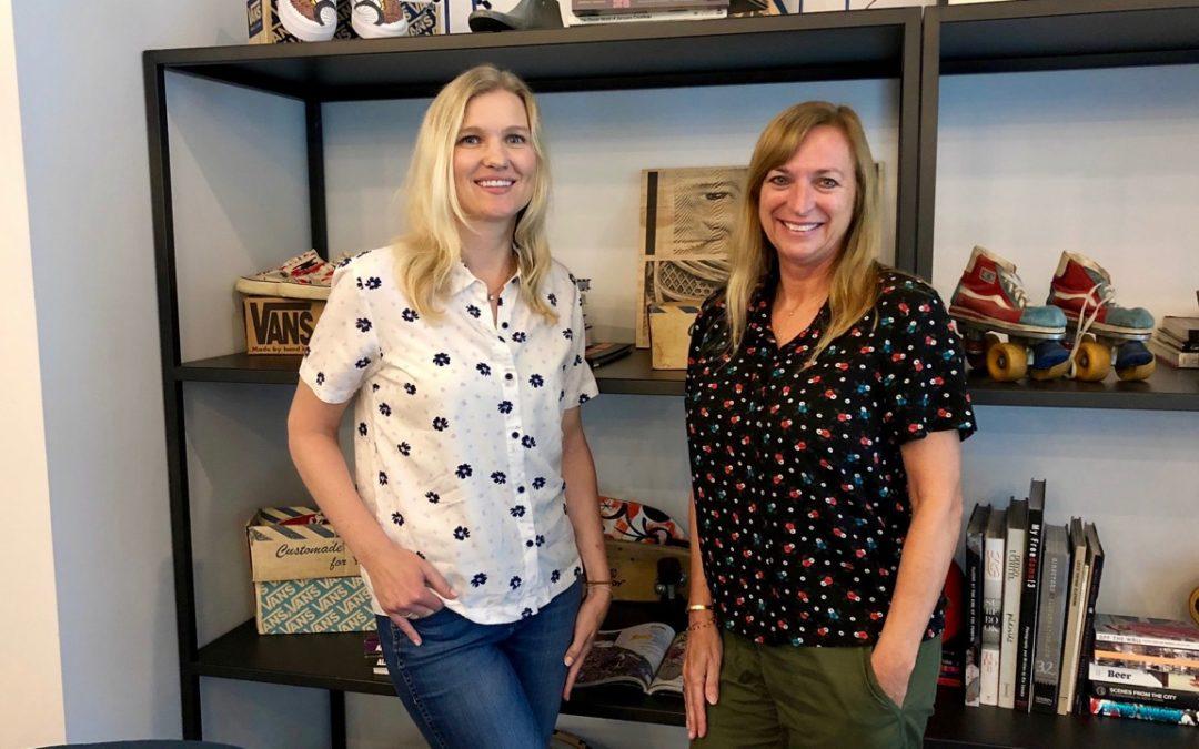 Vans Women's Apparel on the Rise