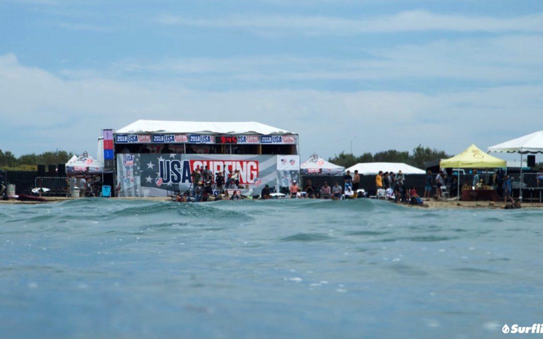 Surfline Named USA Surfing's Official Forecast and Media Partner