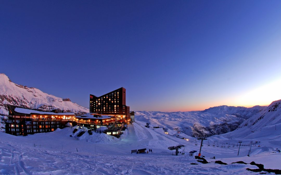 Ikon Pass Partners With Valle Nevado