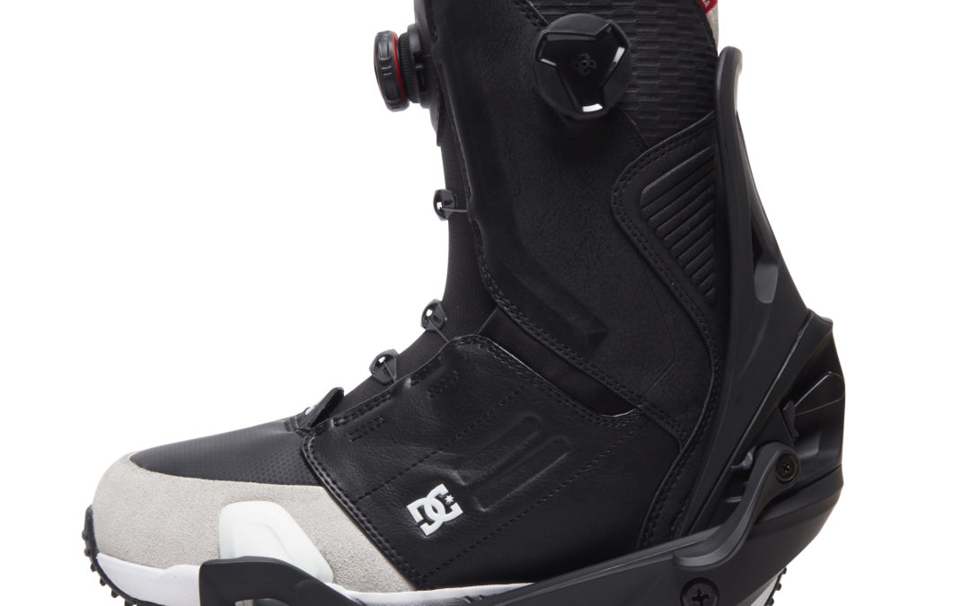 Burton Announces Step On Licensing Agreement with DC Shoes