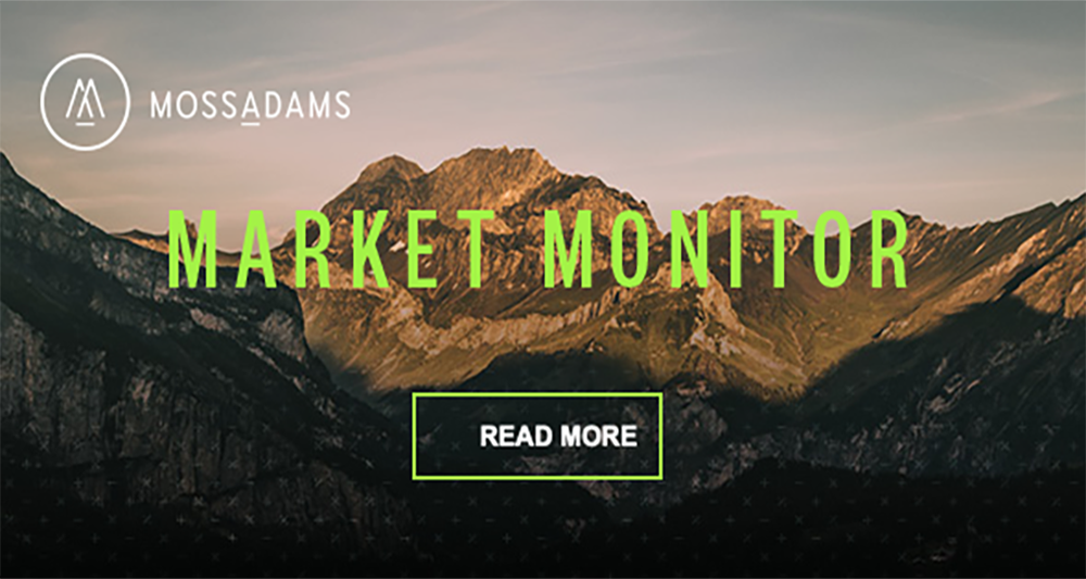 Moss Adams' Latest Issue: Apparel Market Monitor