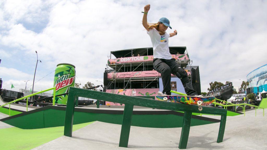 Aori Nishimura Womens Pro Street Final Long Beach Durso 2