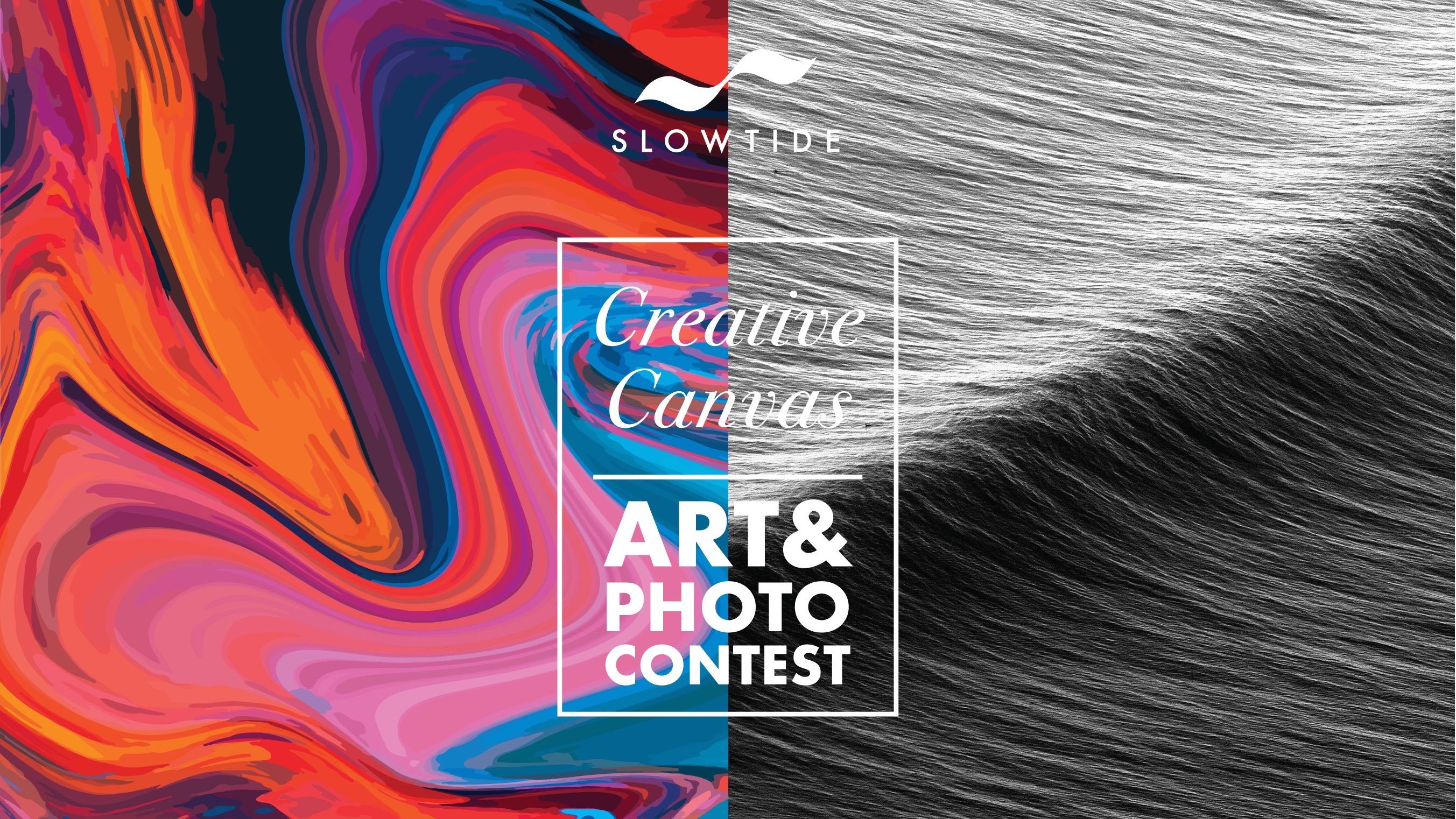 SLOWTIDE CREATIVE CANVAS CONTEST 01
