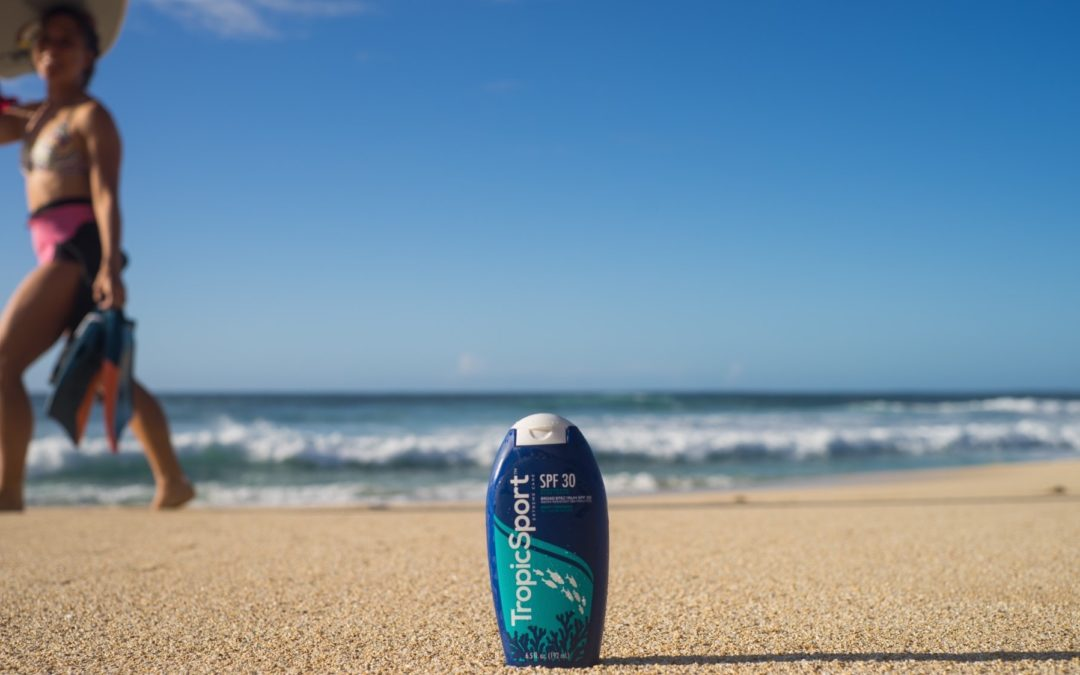 TropicSport Named Official Sunscreen of the World Surf League