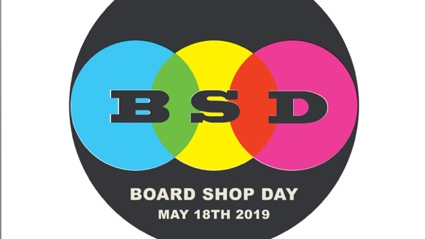 Board Shop Day Coming Up Later This Month