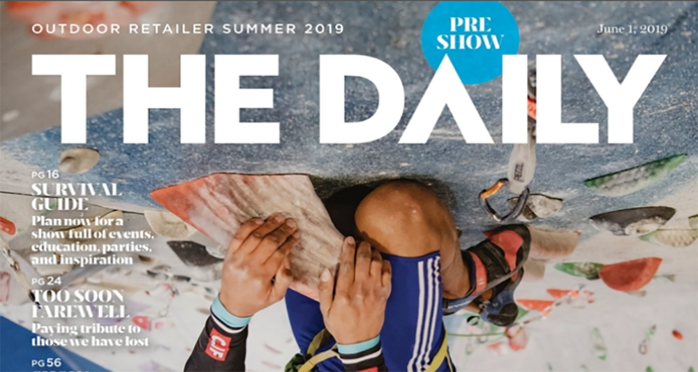 The OR Pre-Show Daily is Ready