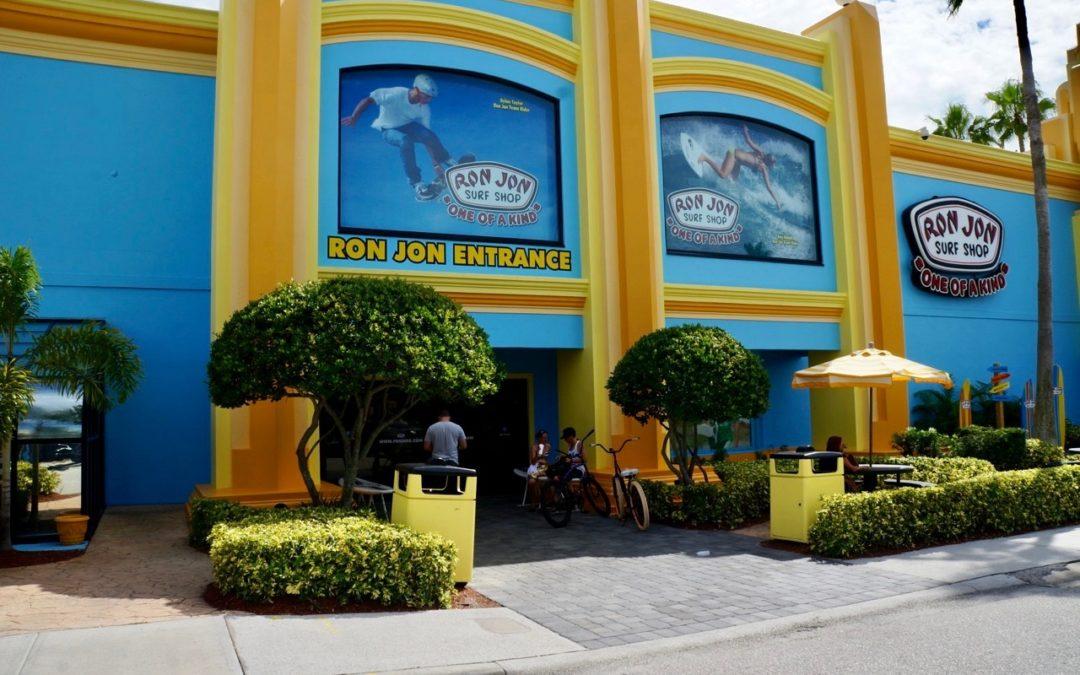Ron Jon to Open at Disney Springs