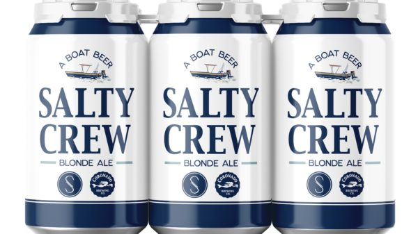 Salty Crew 12oz 6pack Can