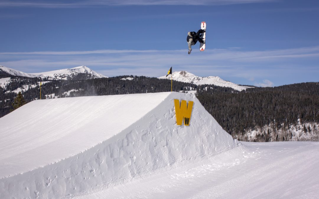 Winter Dew Tour Partners with Copper Mountain