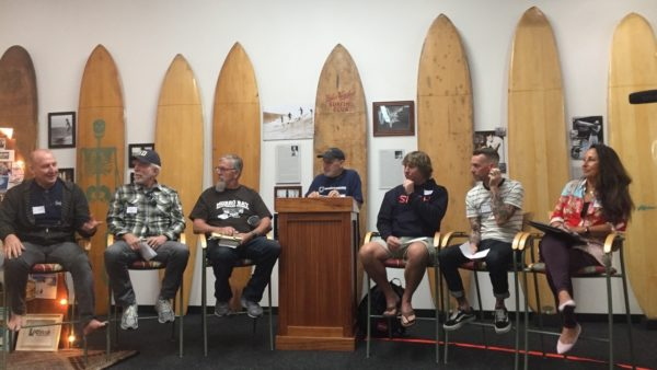 BRA Regional Roundtable Panelists from San Clemente event