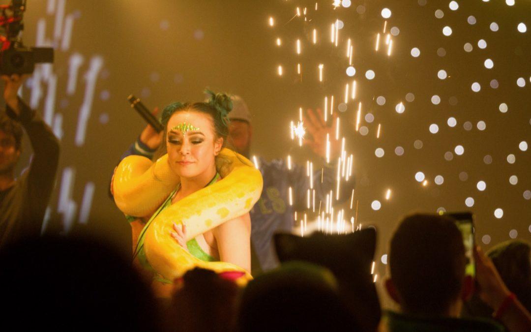 Photos from Zumiez 100K Extravaganza