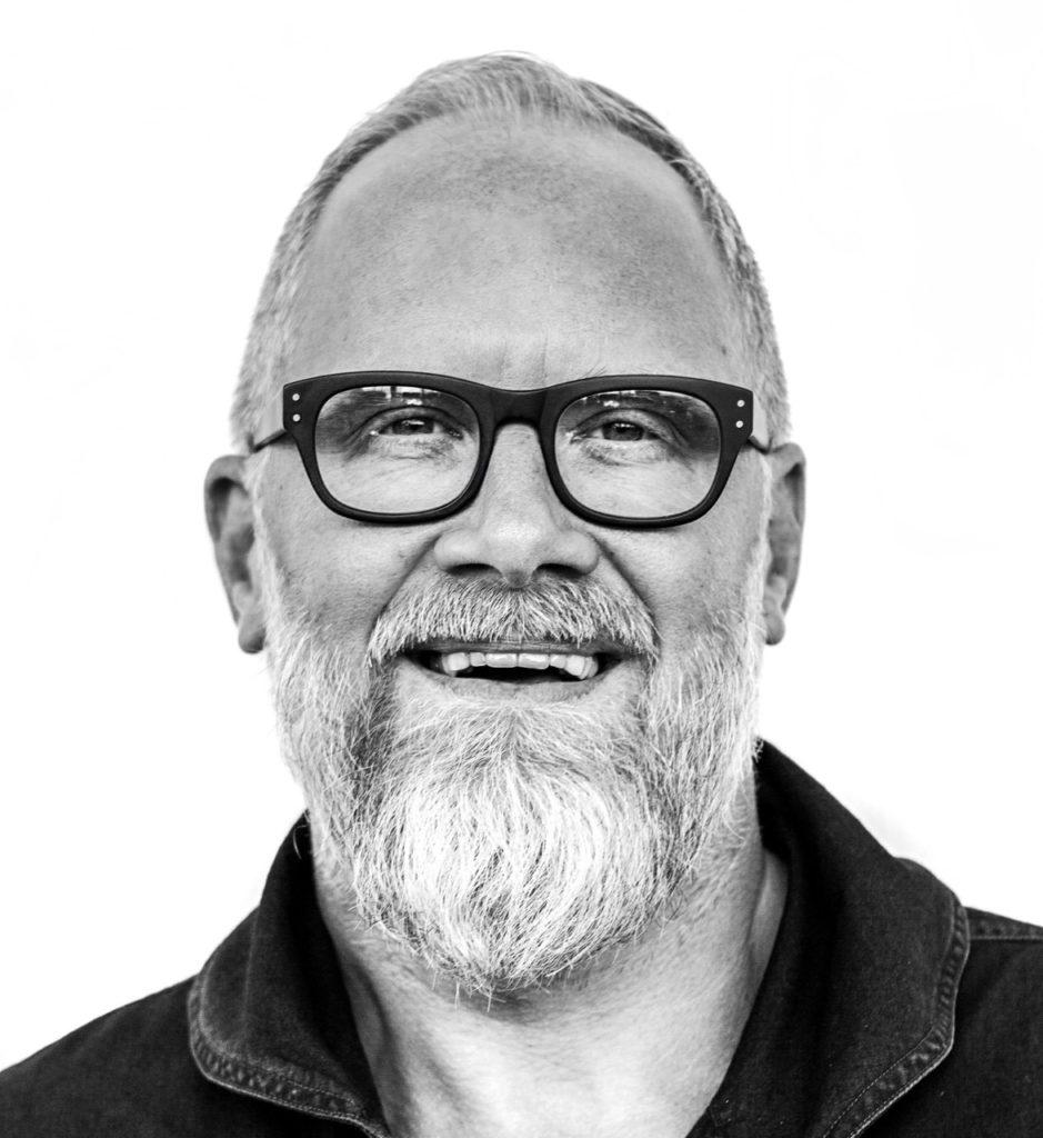 Magnus Wedhammar Headshot